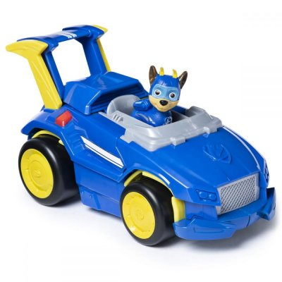 Paw Patrol Chase´s Powered Up Cruiser - Mighty Pups Super Paws